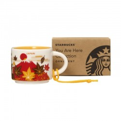 Starbucks Japan Autumn Demi...
