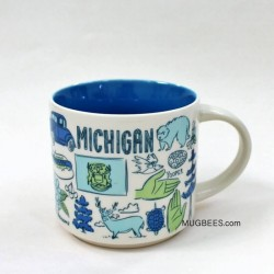 Starbucks Michigan Ceramic...